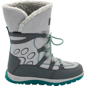 Jack Wolfskin Rhode Island Texapore High Winter Boots Girls alloy